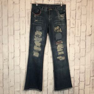 American Eagle Women's Distressed Jeans